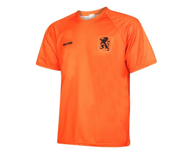 Spaart u ook alles van het Nederlands elftal?
